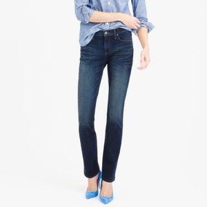 J. Crew Matchstick Medium Wash Jeans 31 short